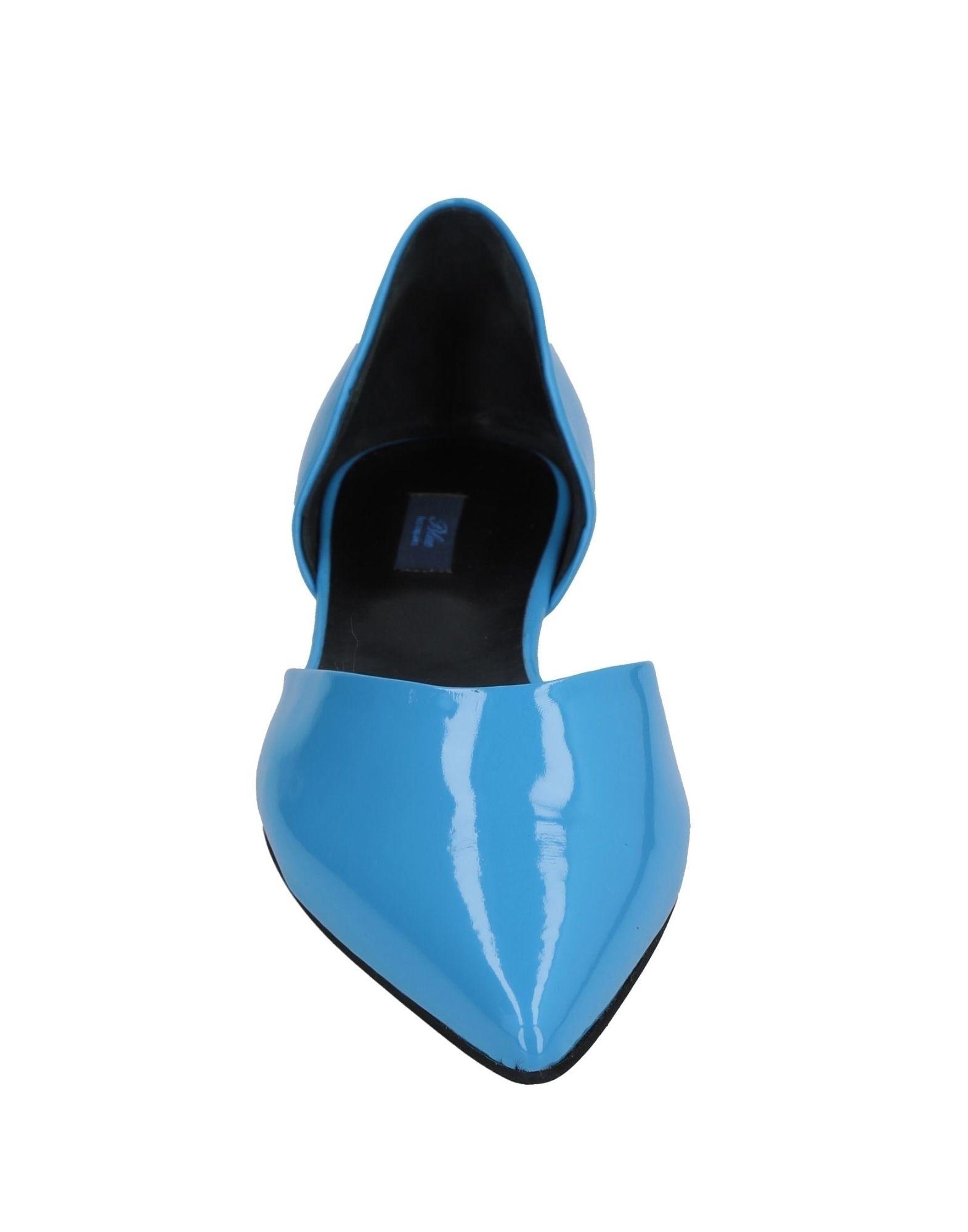 Blue Les Copains Ballerinas Damen  Schuhe 11536016KE Gute Qualität beliebte Schuhe  66040b