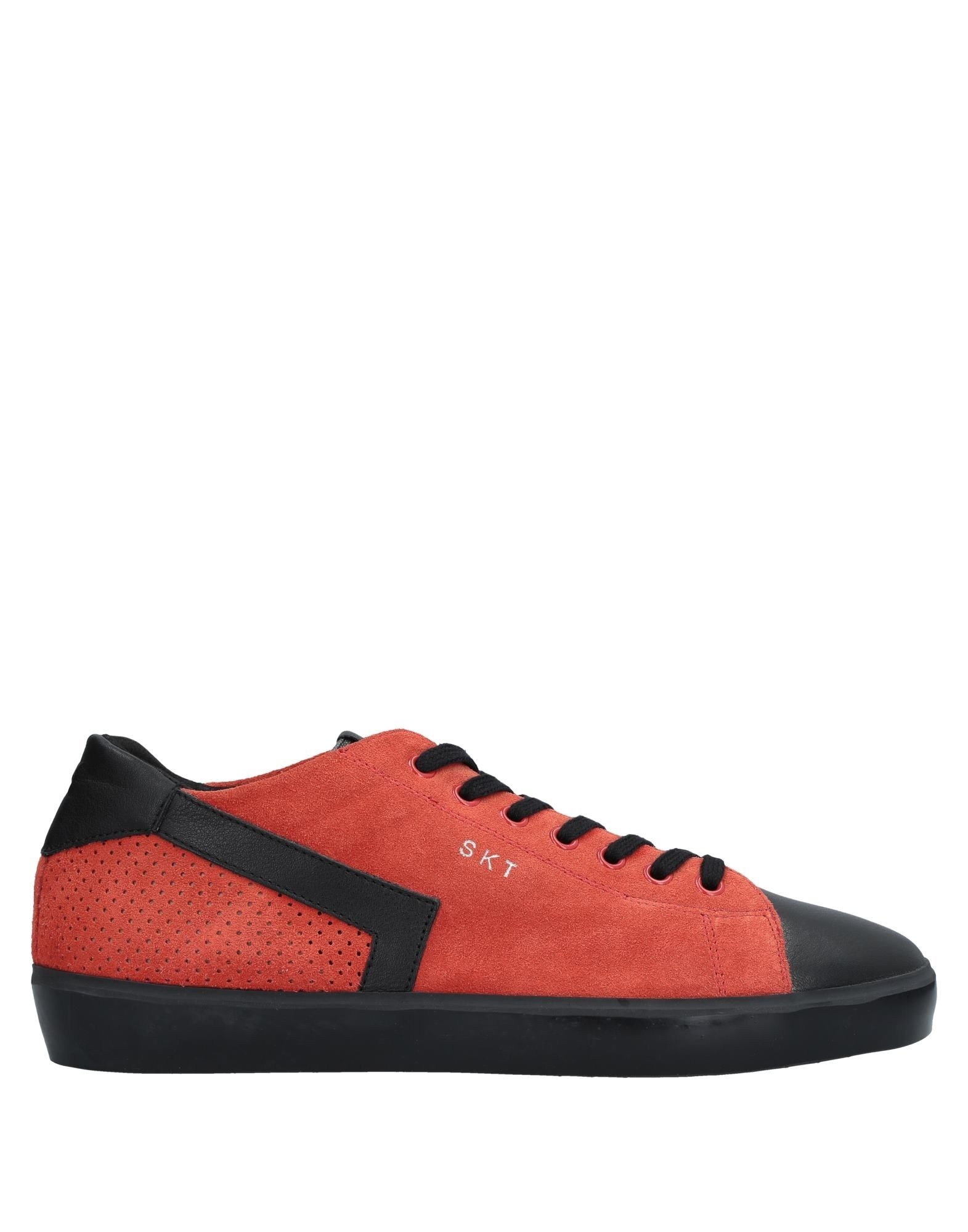 Sneakers Leather Crown Uomo - 11536034QF