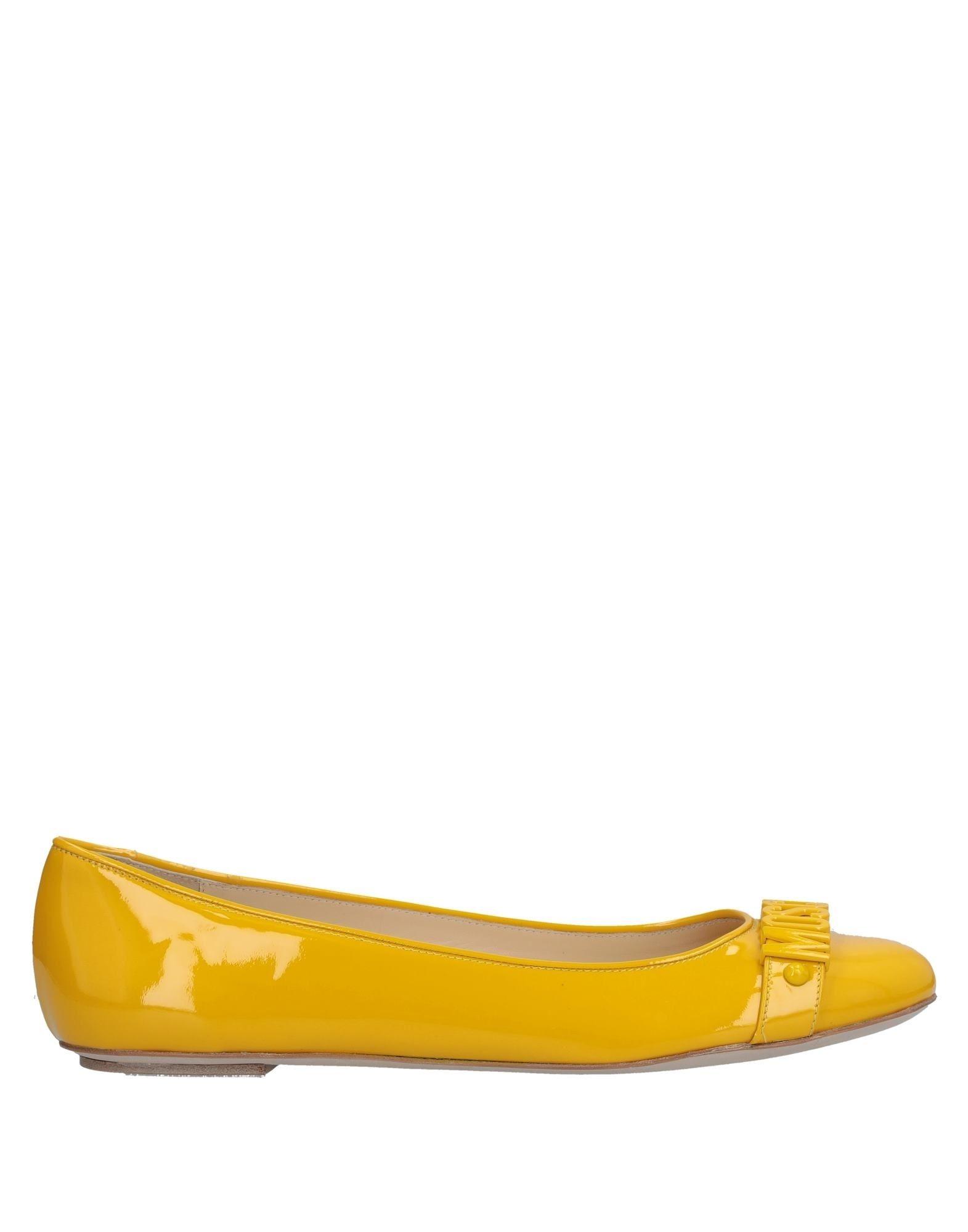 Rabatt Schuhe Moschino Ballerinas Damen  11536046CH