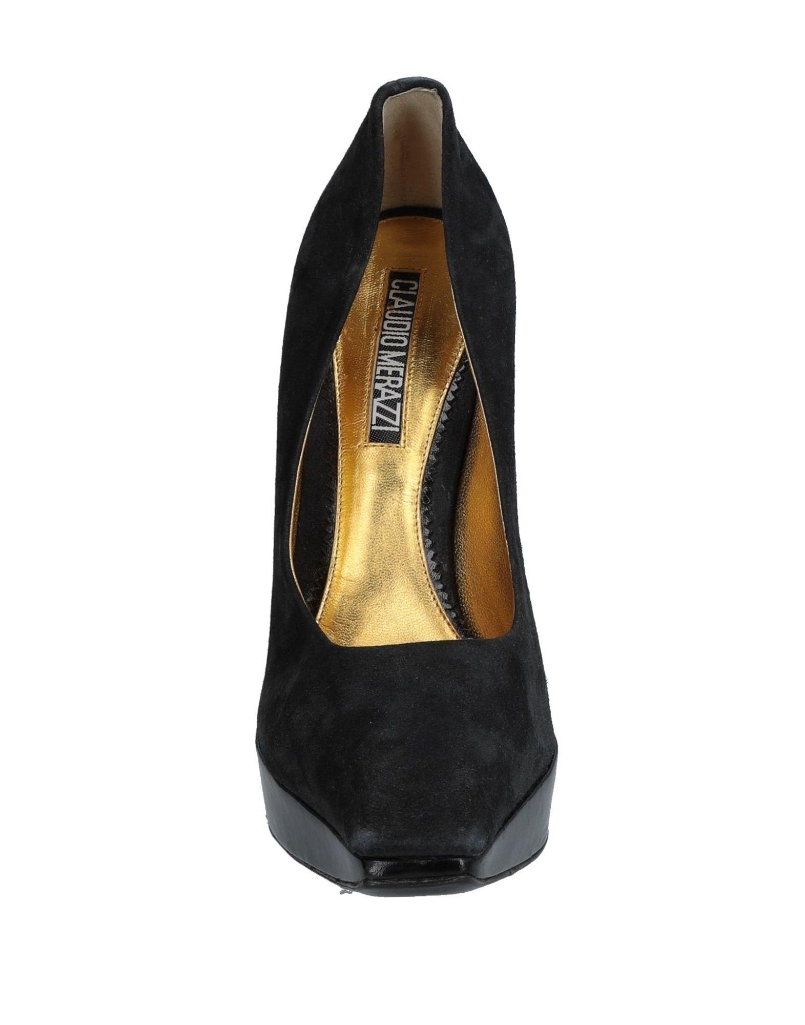 Stilvolle billige Schuhe Damen Claudio Merazzi Pumps Damen Schuhe  11536061TK dc9c3f