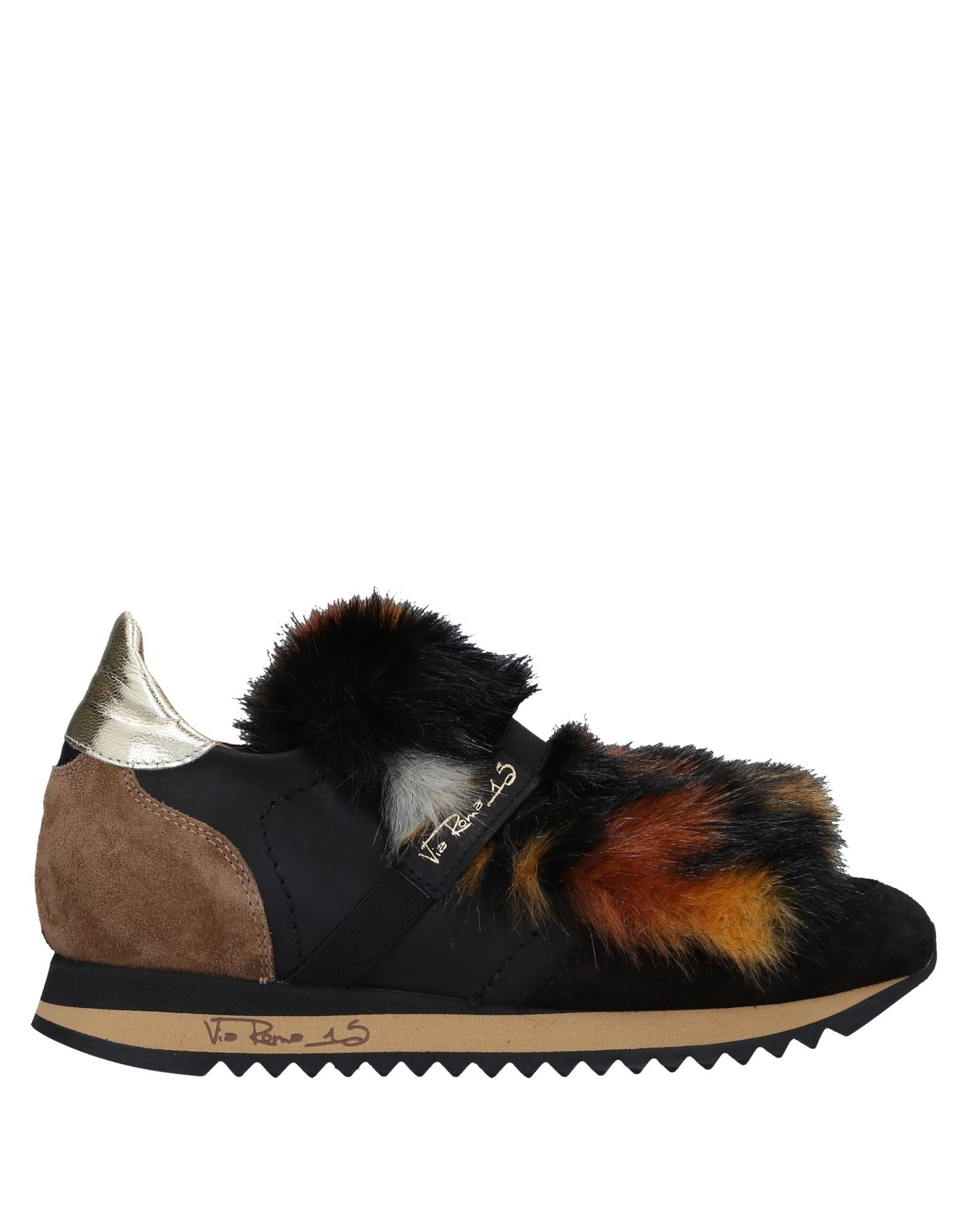 Via Roma 15 Sneakers - Women Via Roma 15 United Sneakers online on  United 15 Kingdom - 11536108HM 609b62