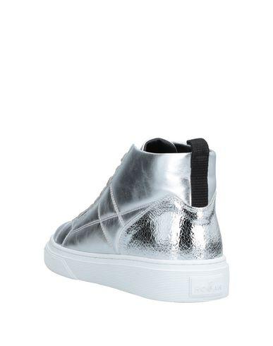 Argento Scarpe Donna Hogan Sneakers