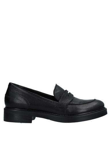 Los últimos hombres zapatos de descuento para hombres últimos y mujeres Mocasín Guglielmo Rotta Mujer - Mocasines Guglielmo Rotta - 11536192RJ Negro c21956
