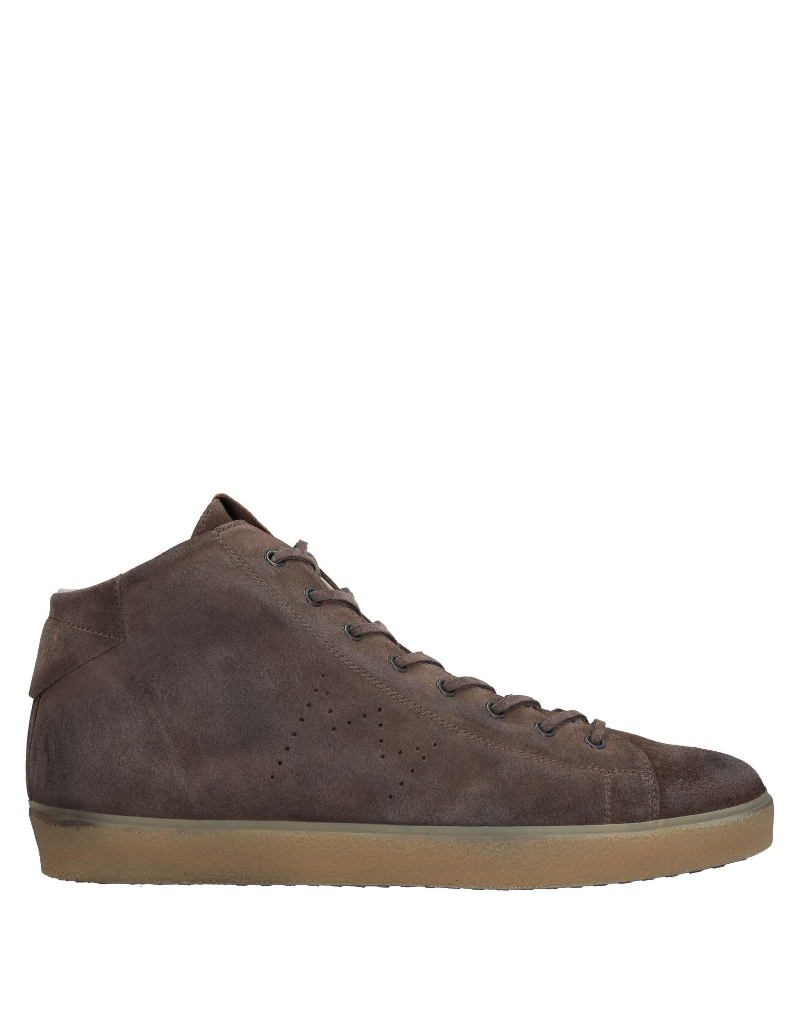 Sneakers Leather Crown Uomo - 11536264AI
