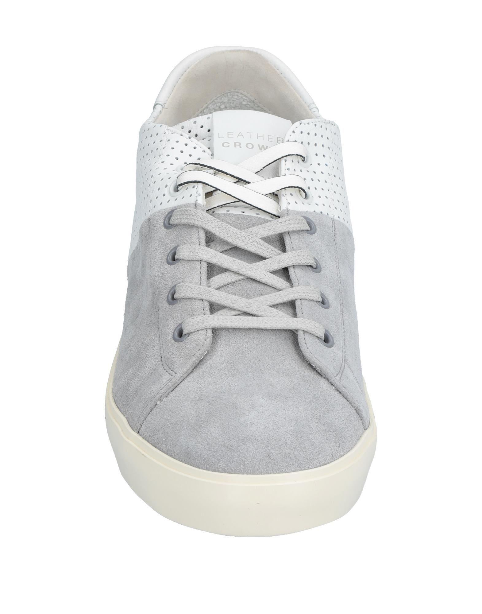 Leather Schuhe Crown Sneakers Herren  11536297FV Neue Schuhe Leather 2ec760