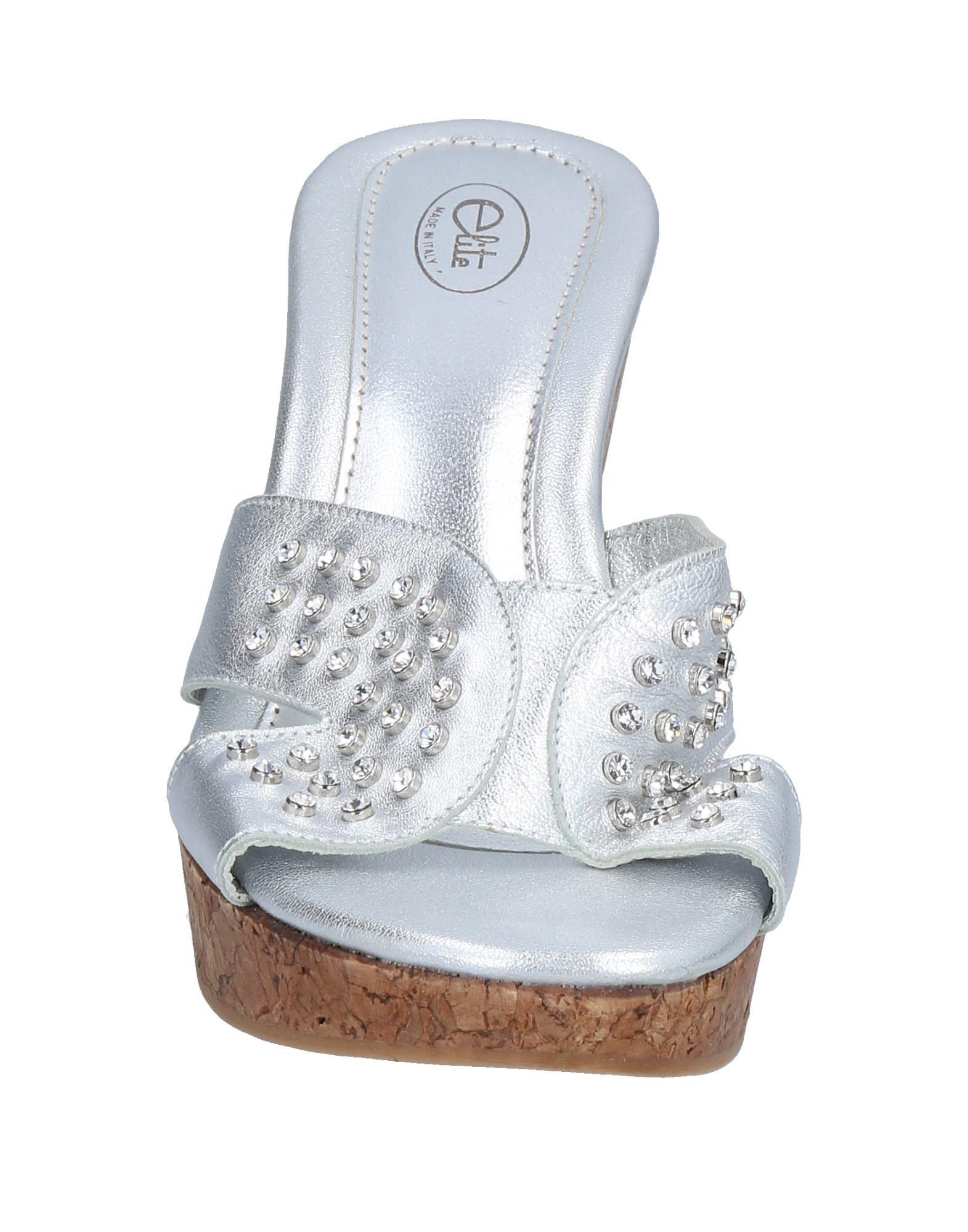 Elite Pantoletten Qualität Damen  11536342SI Gute Qualität Pantoletten beliebte Schuhe 861b03