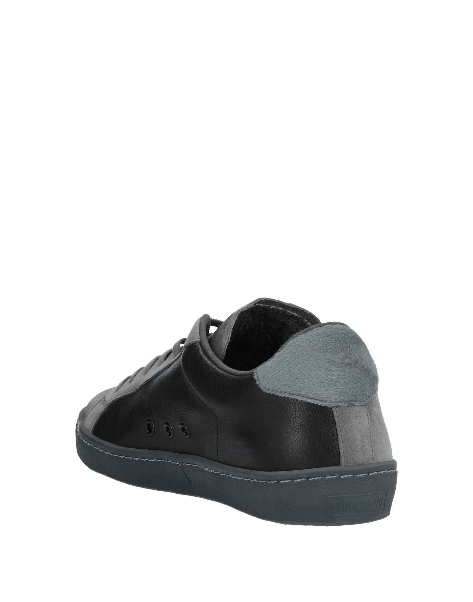 Leather Crown Sneakers Herren  11536371NH 11536371NH  49401b
