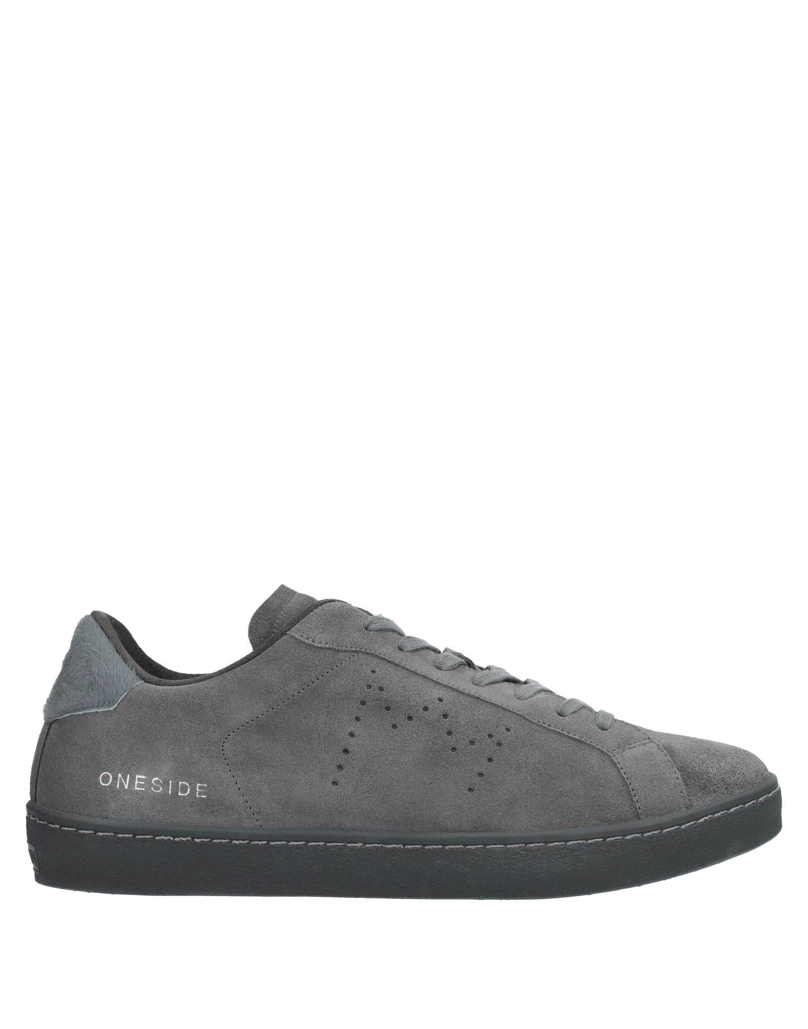 Sneakers Leather Crown Uomo - 11536371NH