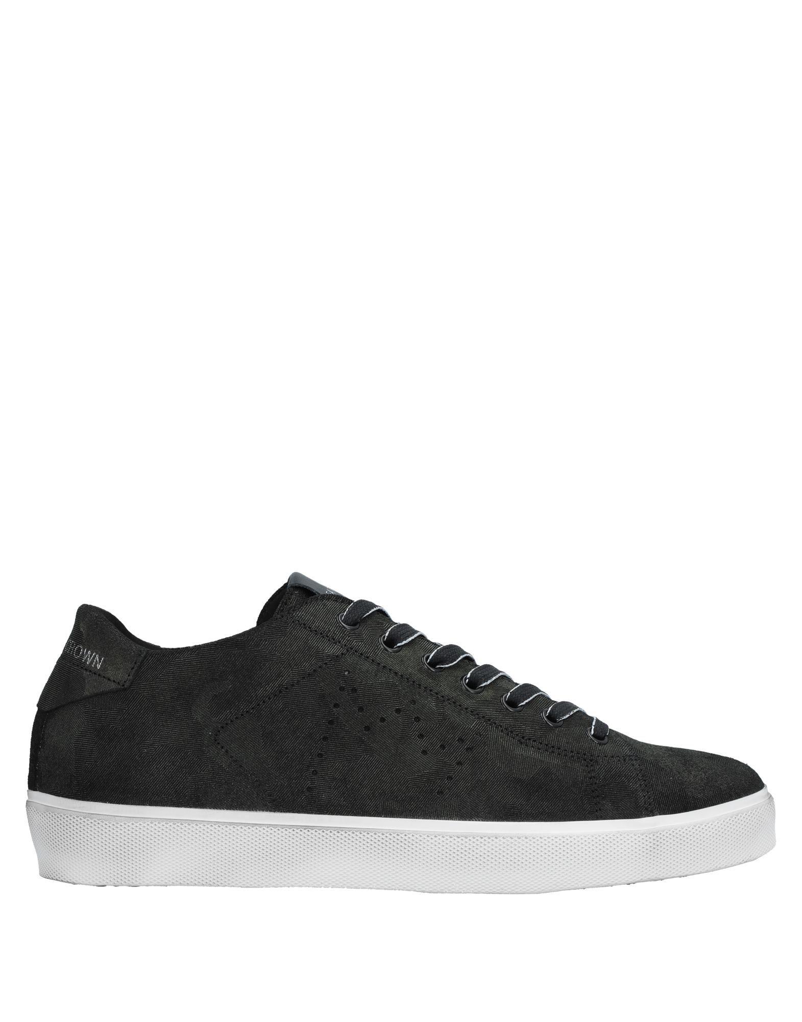 Sneakers Leather Crown Uomo - 11536383FJ