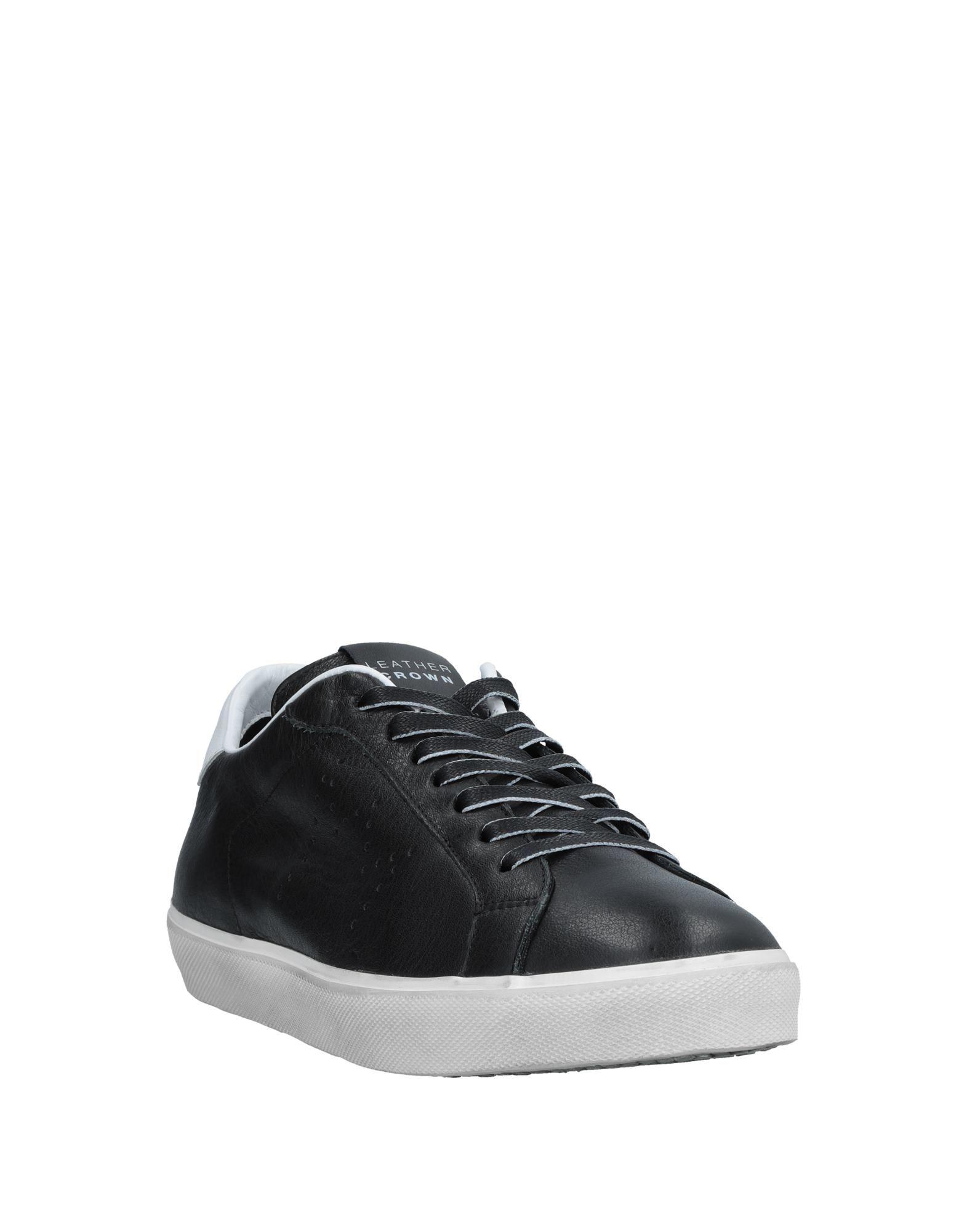 Leather Crown Sneakers Herren  11536392BP Neue Schuhe Schuhe Neue 7b61d7