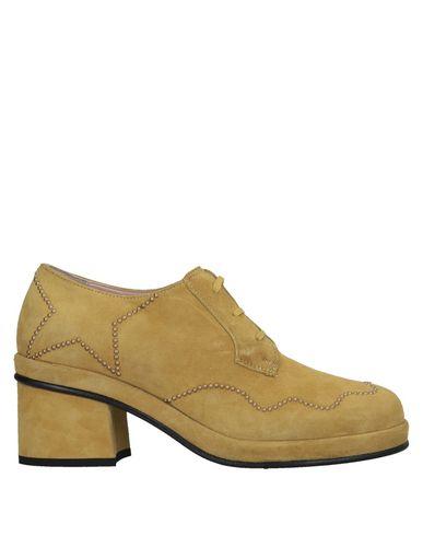Zapatos especiales para hombres y mujeres Zapato De Cordones Pinko Mujer - Zapatos De Cordones Pinko - 11536413SX Ocre