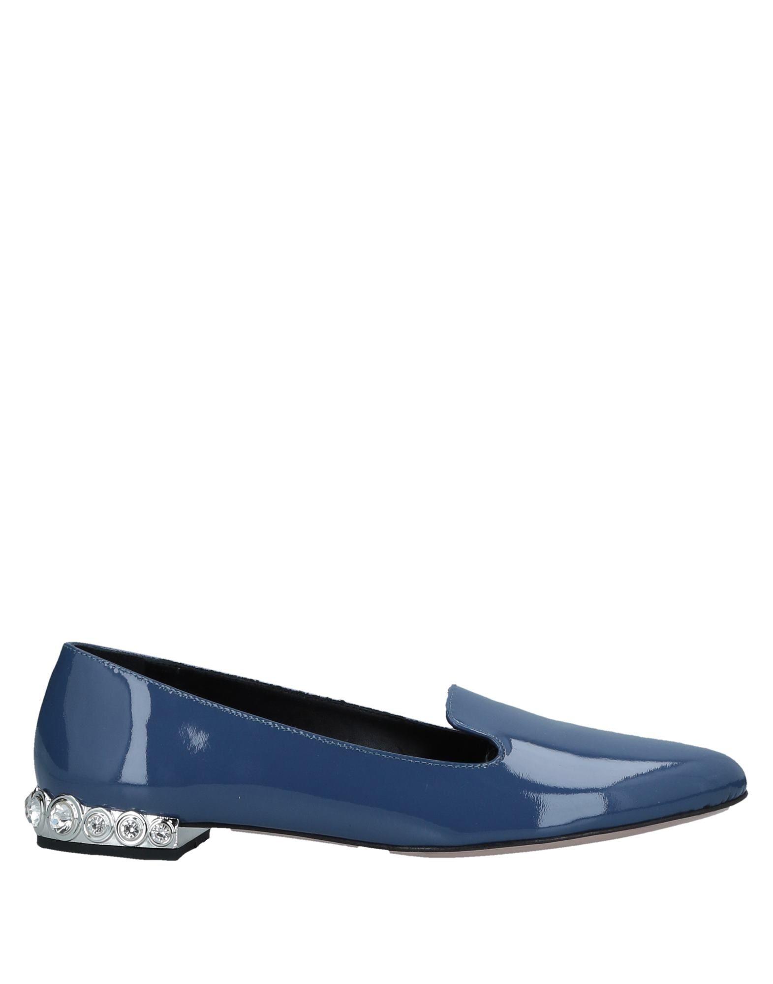 Miu Miu Mokassins Damen  11536417QWGünstige gut aussehende Schuhe
