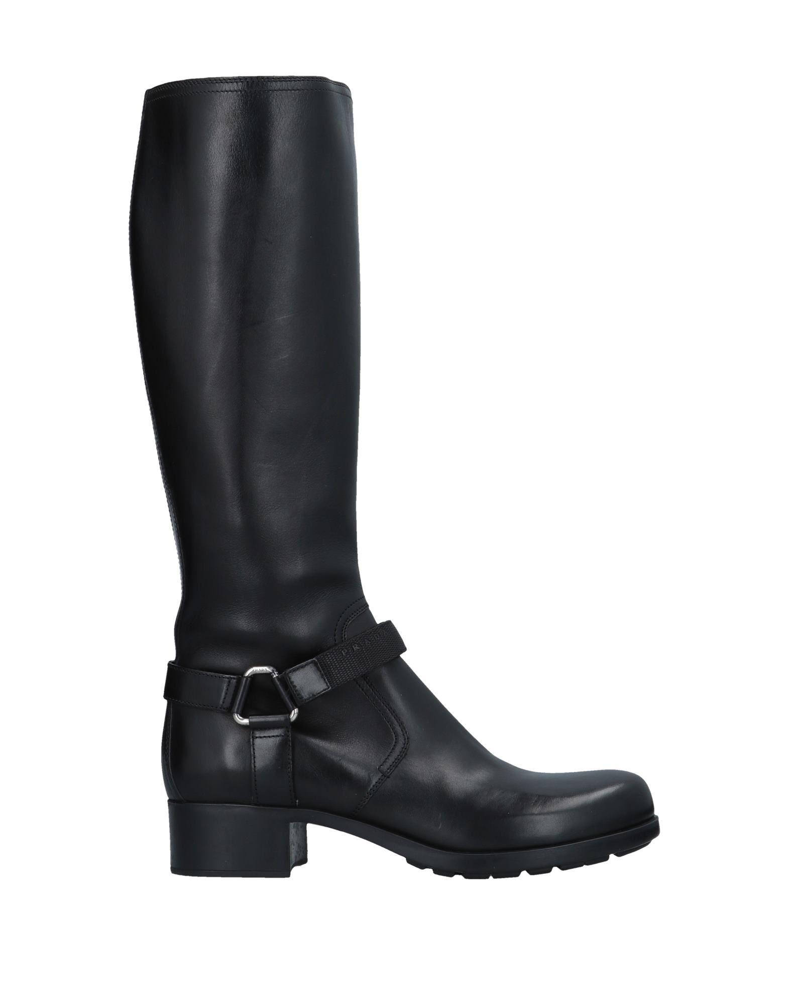 Prada Sport gut Stiefel Damen  11536508LTGünstige gut Sport aussehende Schuhe 094714