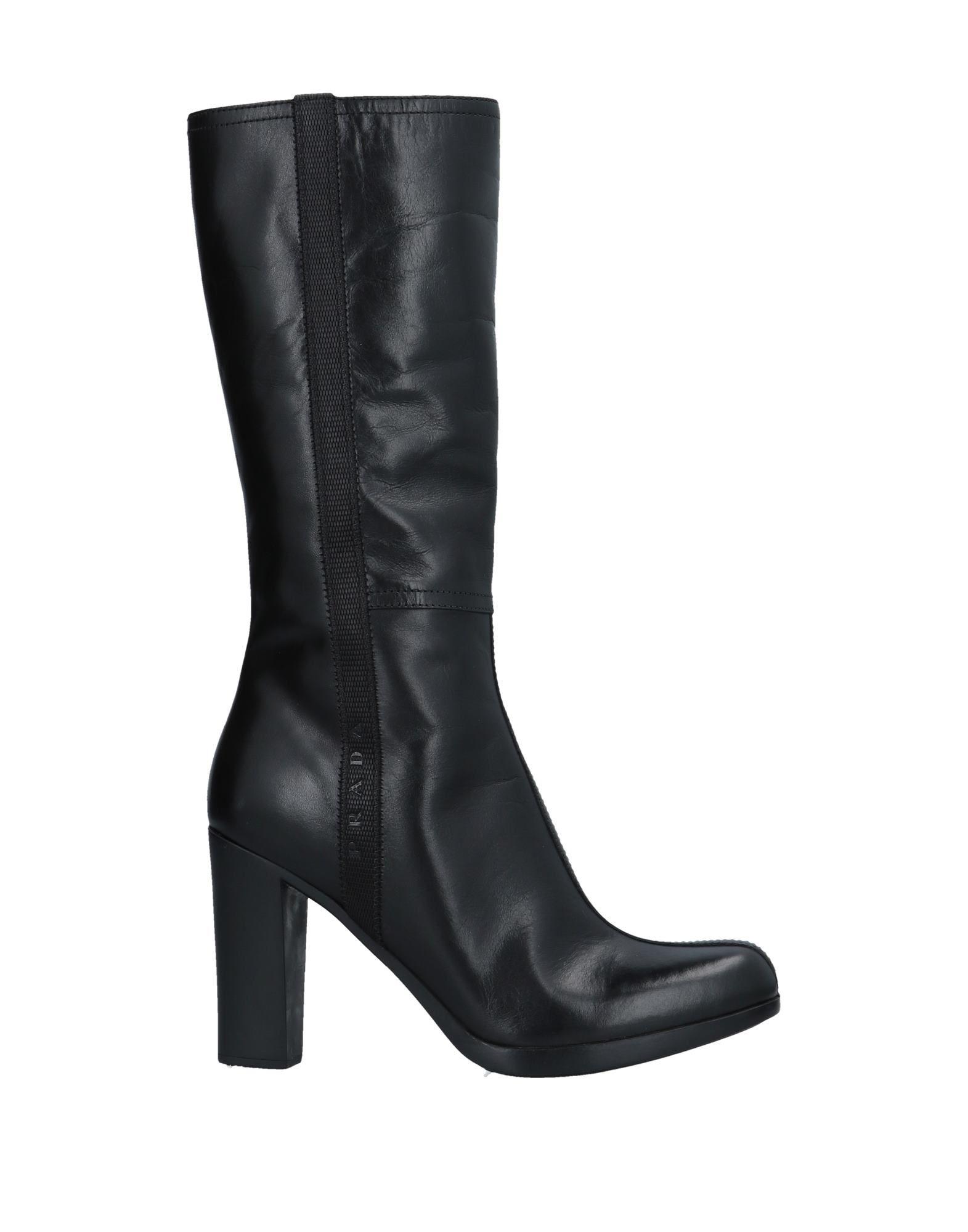 Prada Sport Beliebte Stiefel Damen  11536518VX Beliebte Sport Schuhe e50cd8
