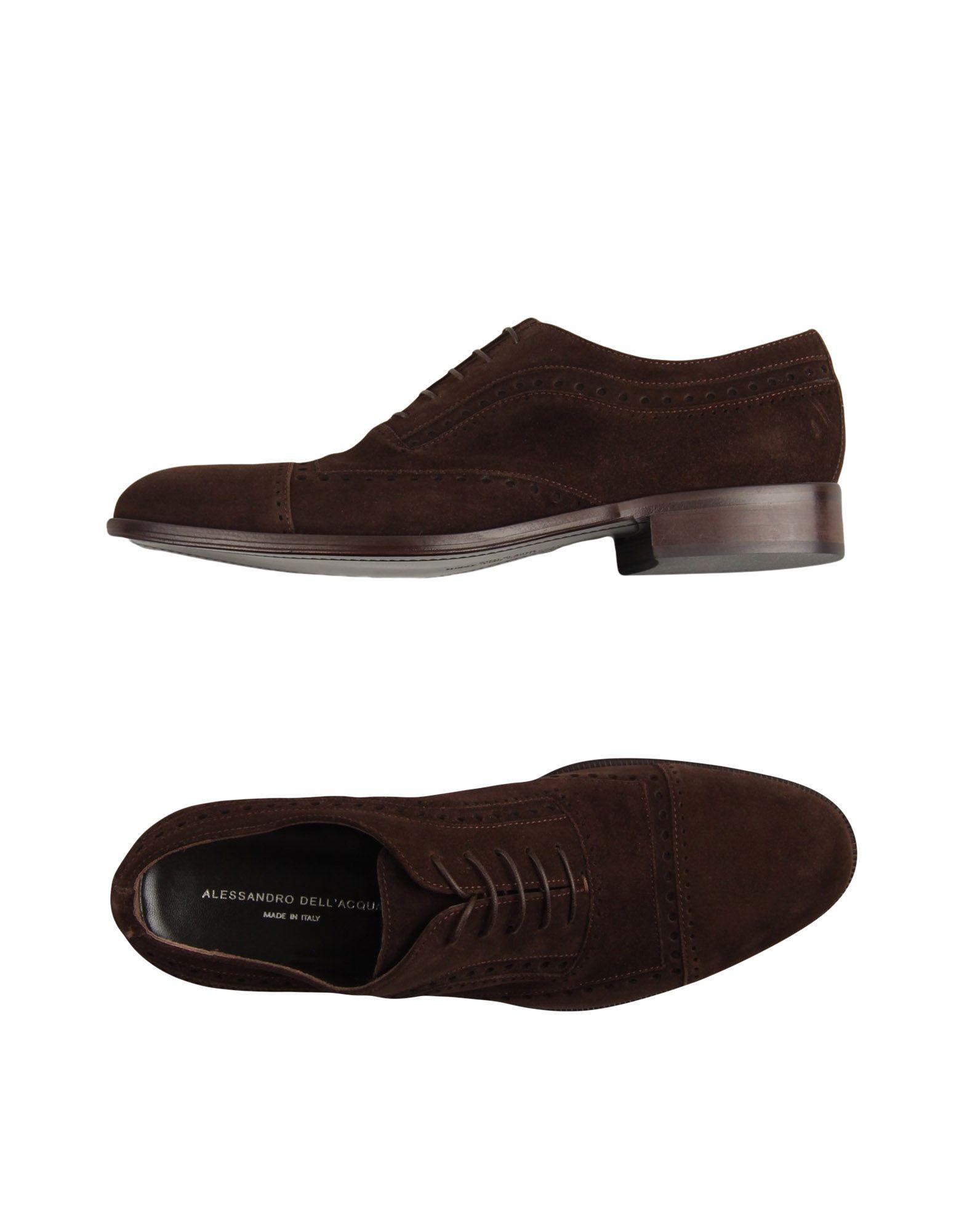 Chaussures À Lacets Alessandro Dell'acqua Homme - Chaussures À Lacets Alessandro Dell'acqua   - 11536522CE
