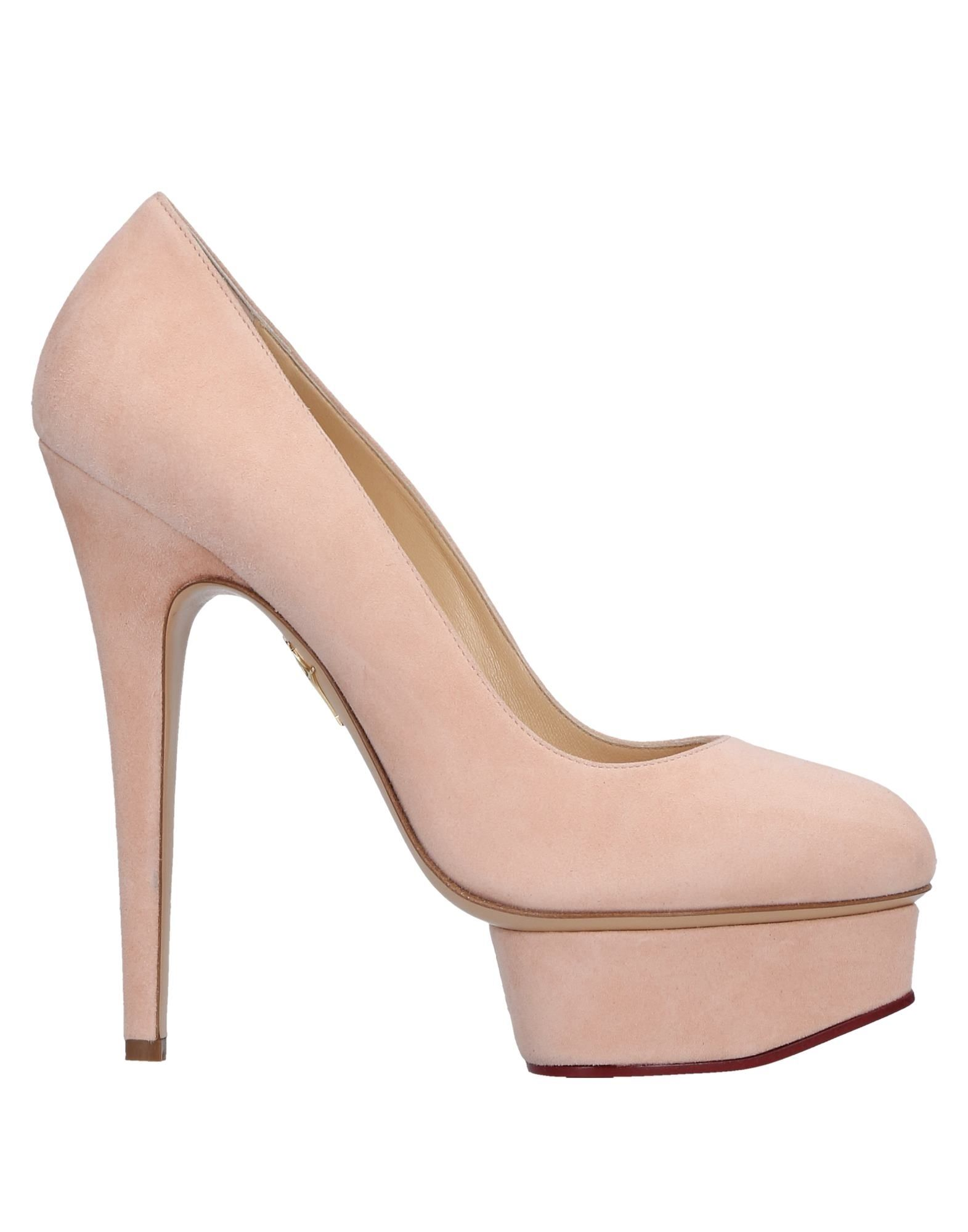 Rabatt Schuhe Charlotte Olympia Pumps Damen  11536592SE