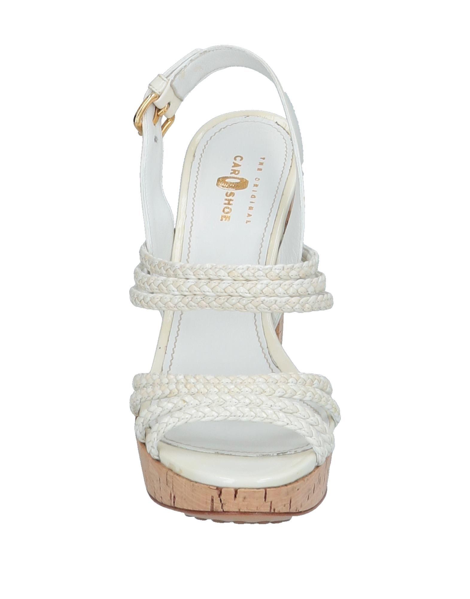 Stilvolle billige Sandalen Schuhe Carshoe Sandalen billige Damen  11536603OA fb29f8
