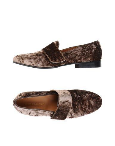 Zapatos con descuento Mocasín Leonardo Principi Hombre - Mocasines Leonardo Principi - 11536606MW Cacao