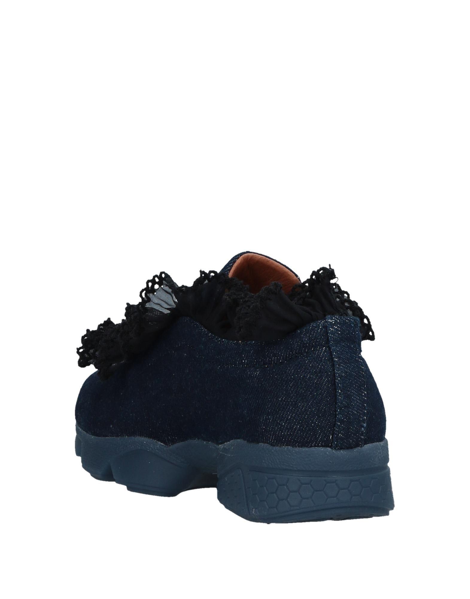 Stilvolle billige Schuhe Ganni  Sneakers Damen  Ganni 11536631UK 905d01