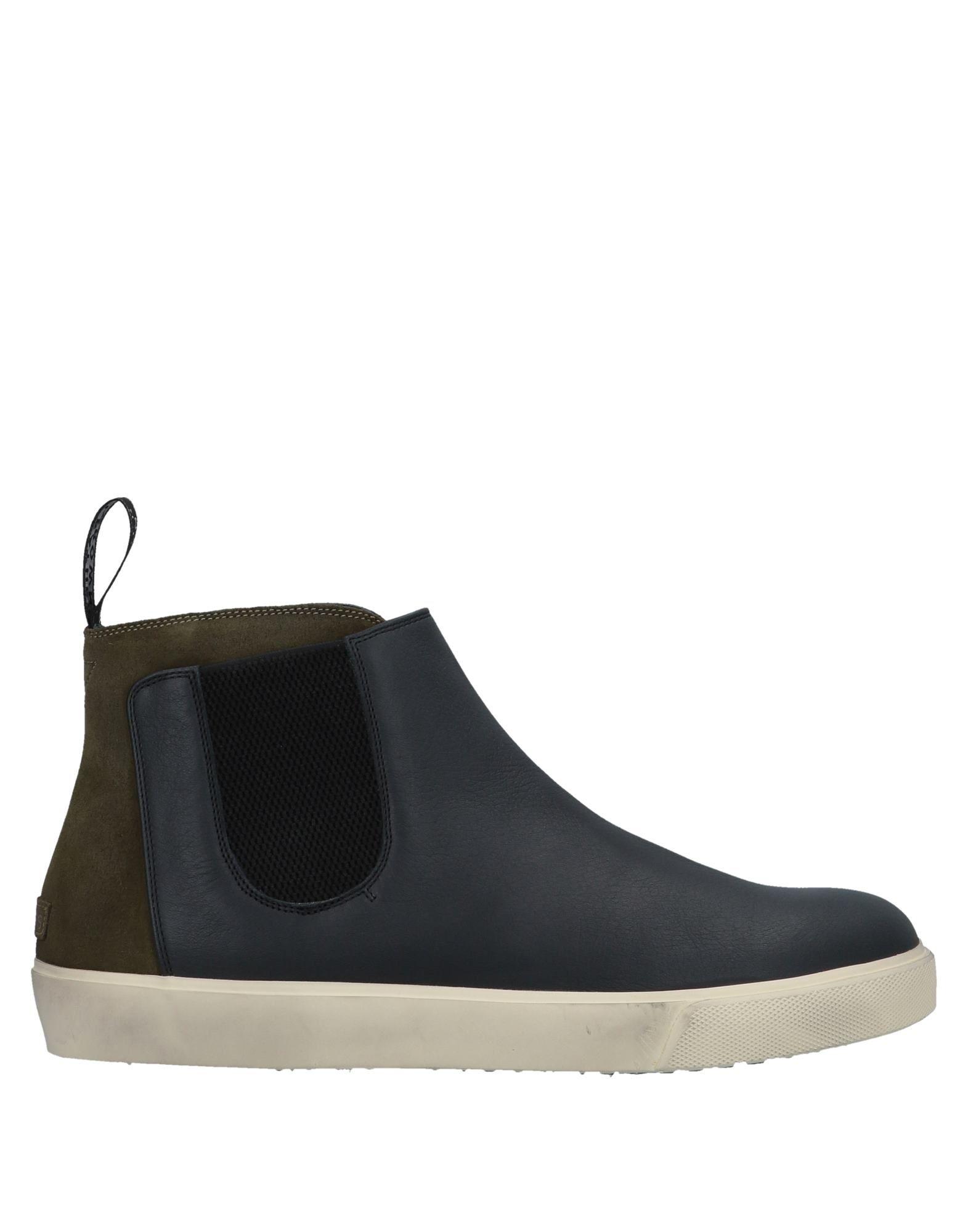 Leather Crown Stiefelette Herren  11536642DK Gute Qualität beliebte Schuhe
