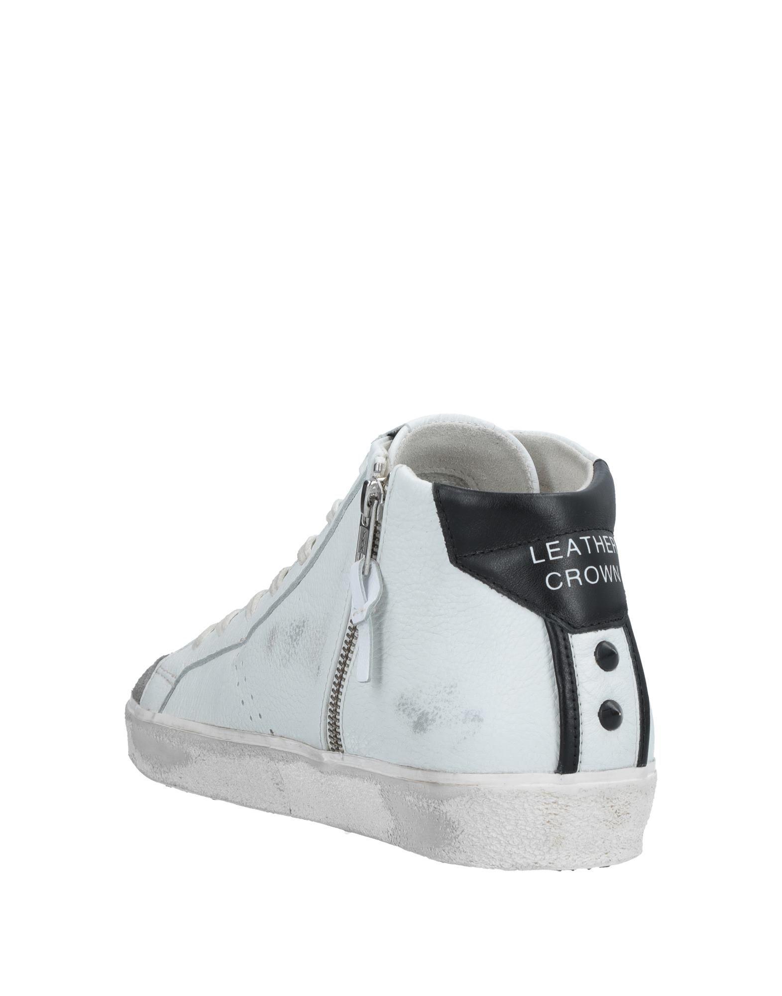 Leather Crown Sneakers Herren  11536653UR Neue Neue Neue Schuhe 8e75f2
