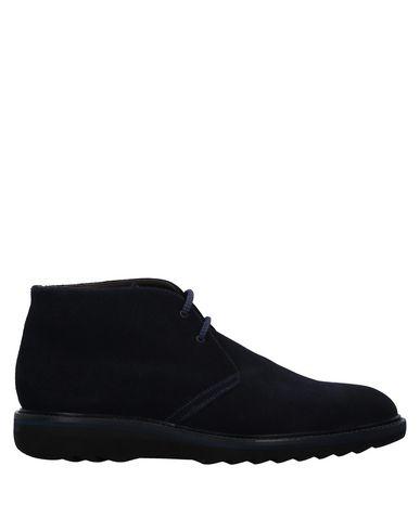 Zapatos con descuento Botín Blu Barrett By Barrett Hombre Barrett - Botines Blu Barrett By Barrett Hombre - 11536660SP Azul oscuro e7a8c2