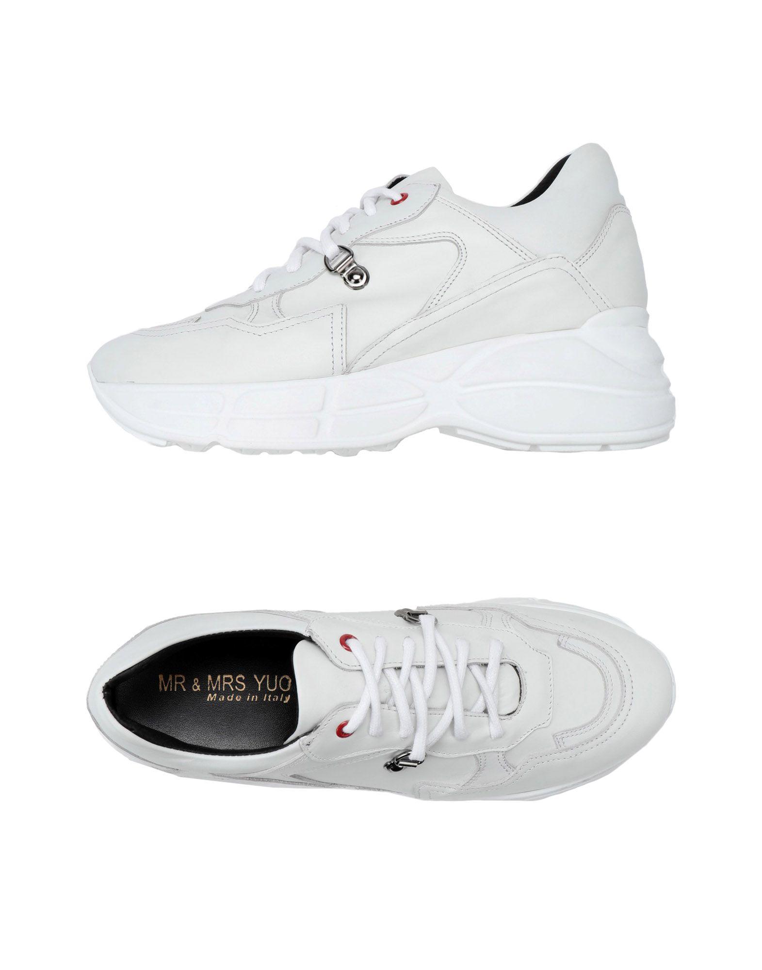 Stilvolle billige Schuhe Mr & Mrs Yuo Sneakers Damen  11536663AI