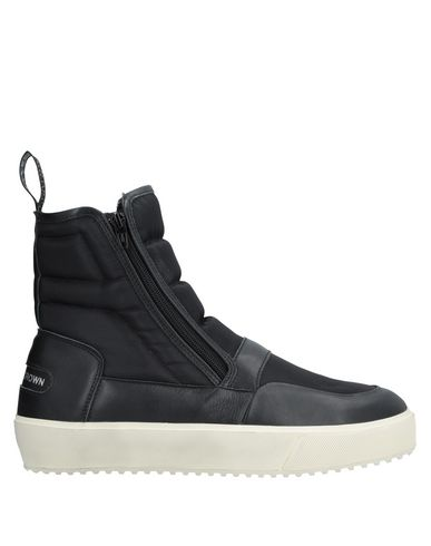 Sneakers Leather Crown Uomo - Acquista online su YOOX - 11536690PS 9c805a6751d