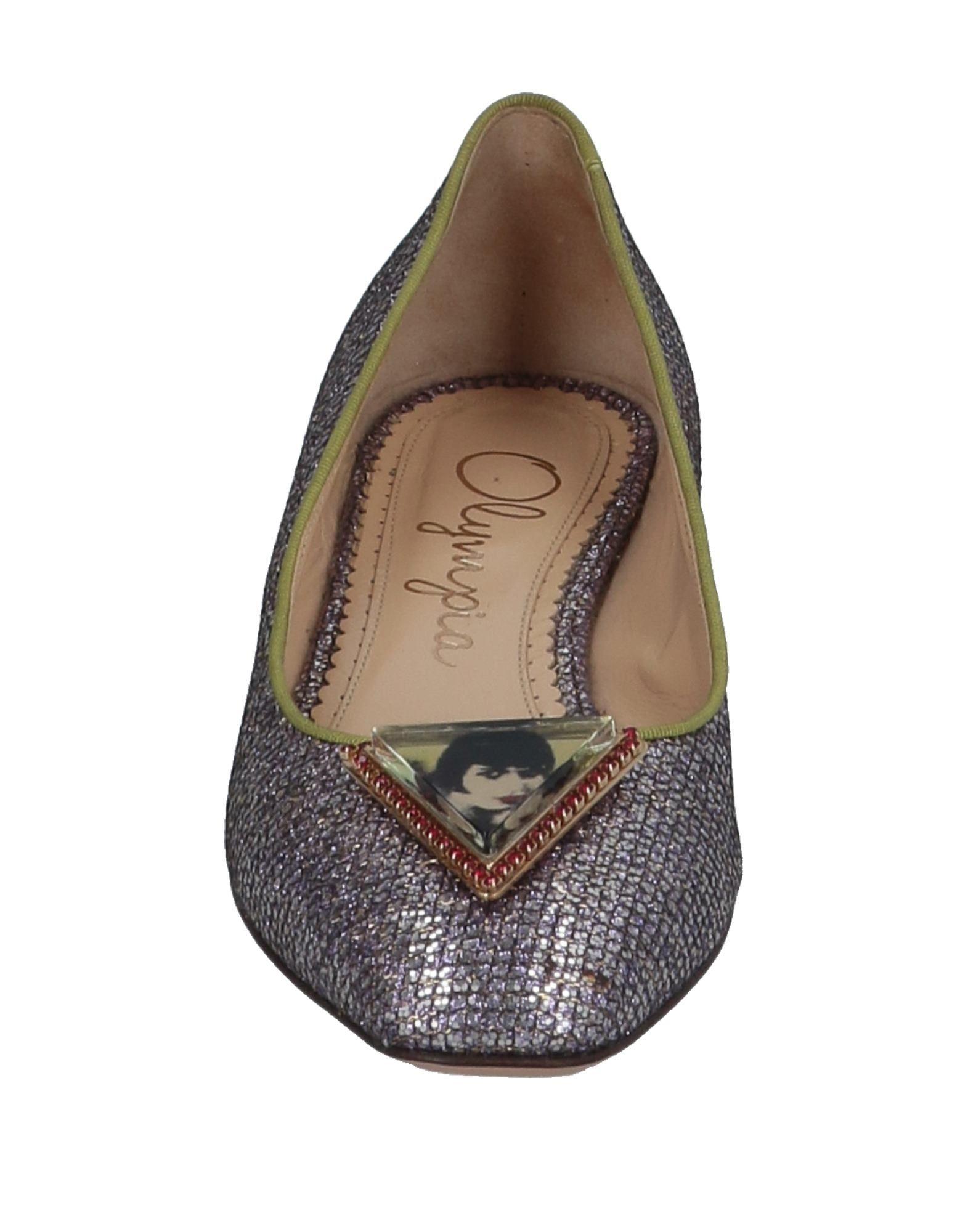 Rabatt Schuhe Charlotte Olympia Ballerinas Ballerinas Ballerinas Damen  11536754AP 81ff06