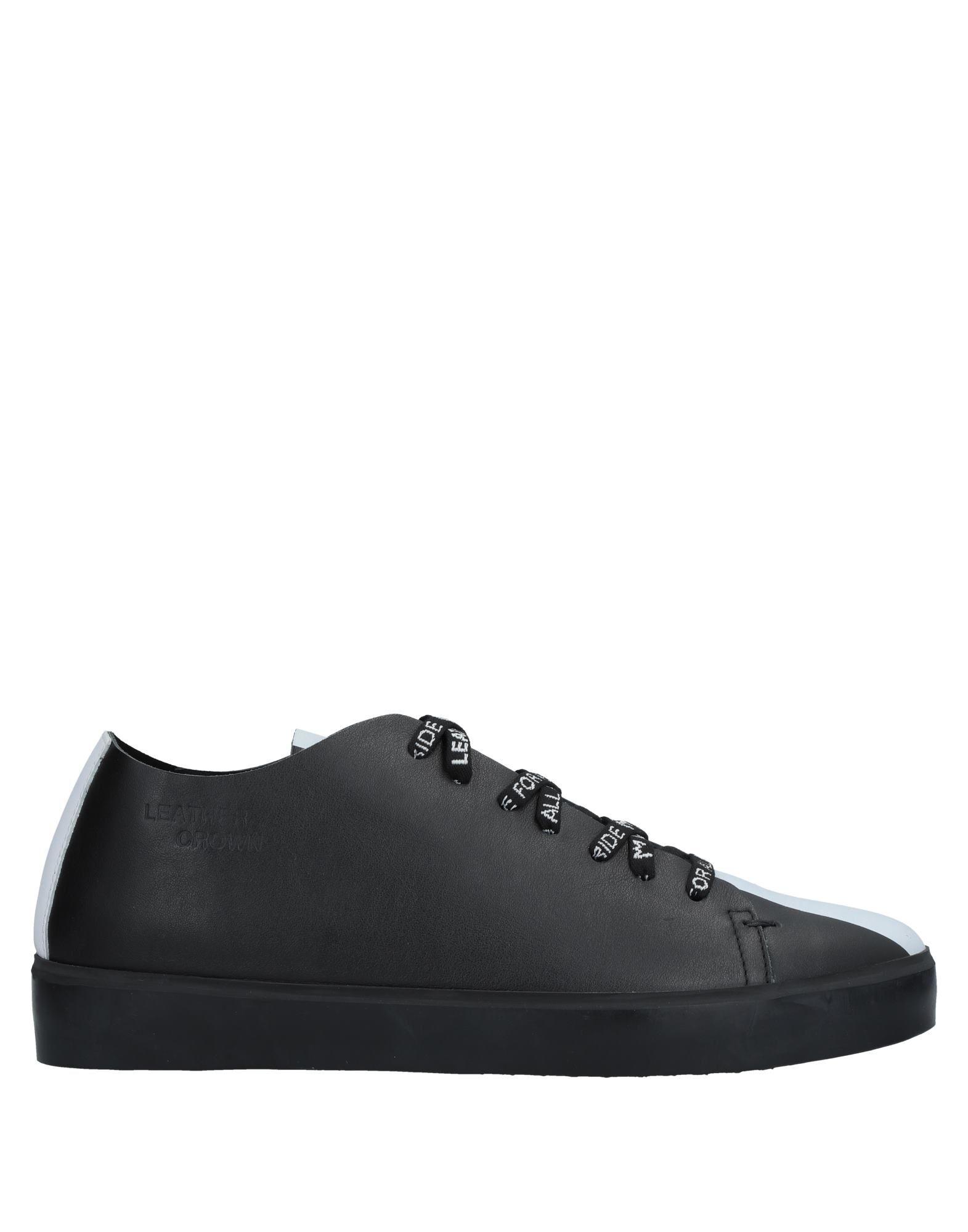 Leather Crown Sneakers - Men Leather Crown Sneakers Kingdom online on  United Kingdom Sneakers - 11536826JU 3f8e1c
