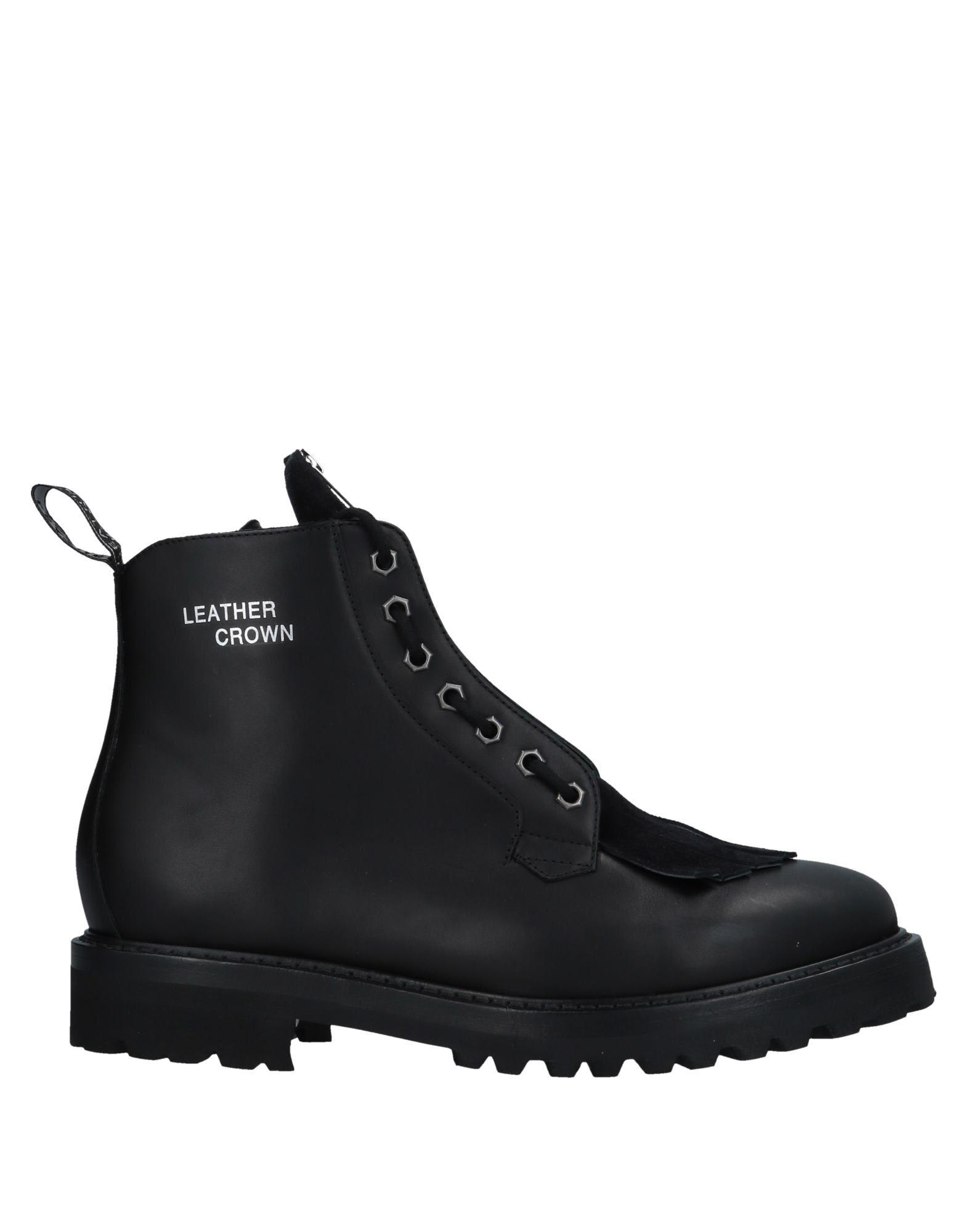 Leather Crown Stiefelette Herren  11536859EM Gute Qualität beliebte Schuhe