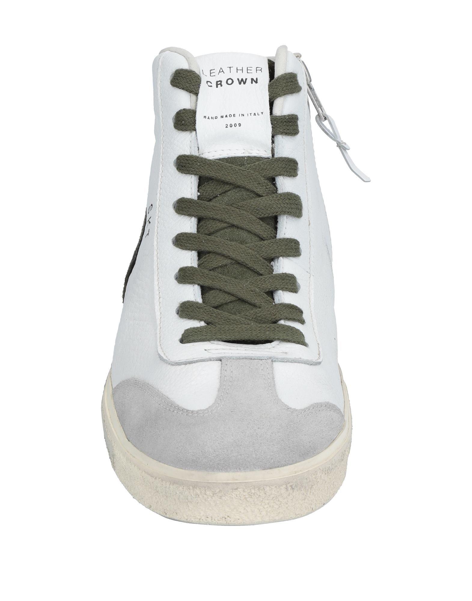 Leather Crown Sneakers Herren  11536867LR Gute Qualität beliebte Schuhe