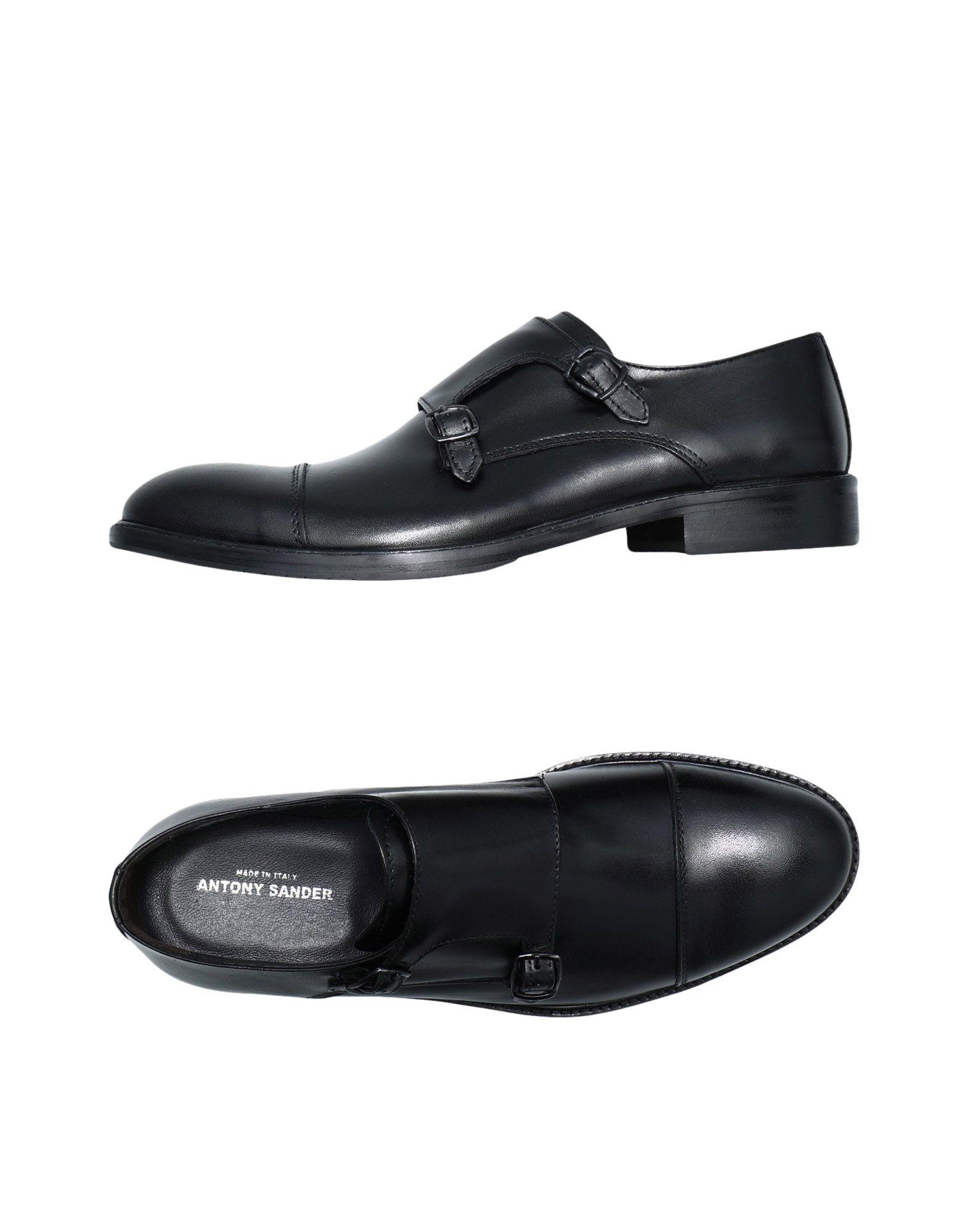 Rabatt echte Schuhe Antony Sander Mokassins Herren  11536877UM