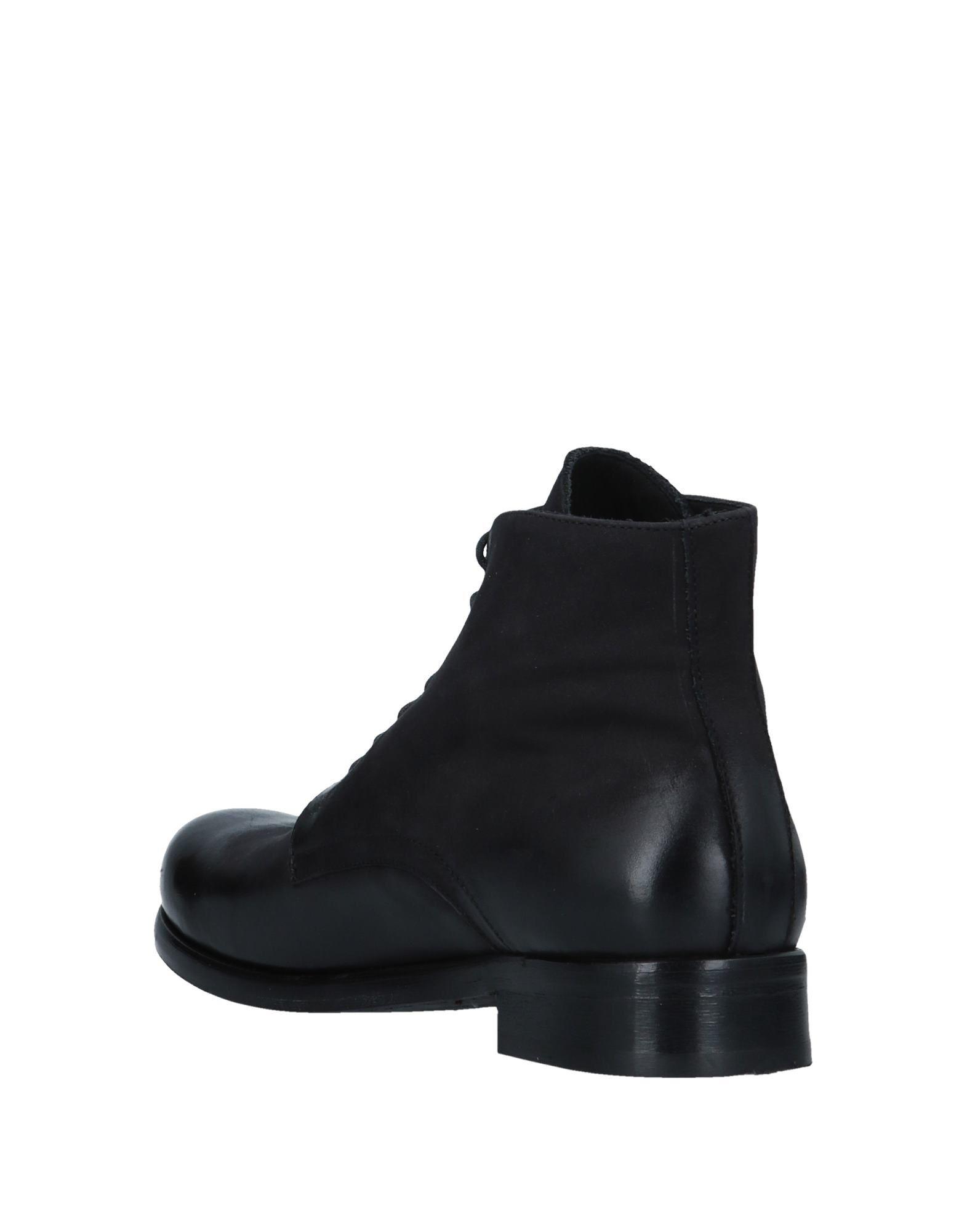 Rabatt Stiefelette echte Schuhe Savio Barbato Stiefelette Rabatt Herren  11536879KV a0c4a6