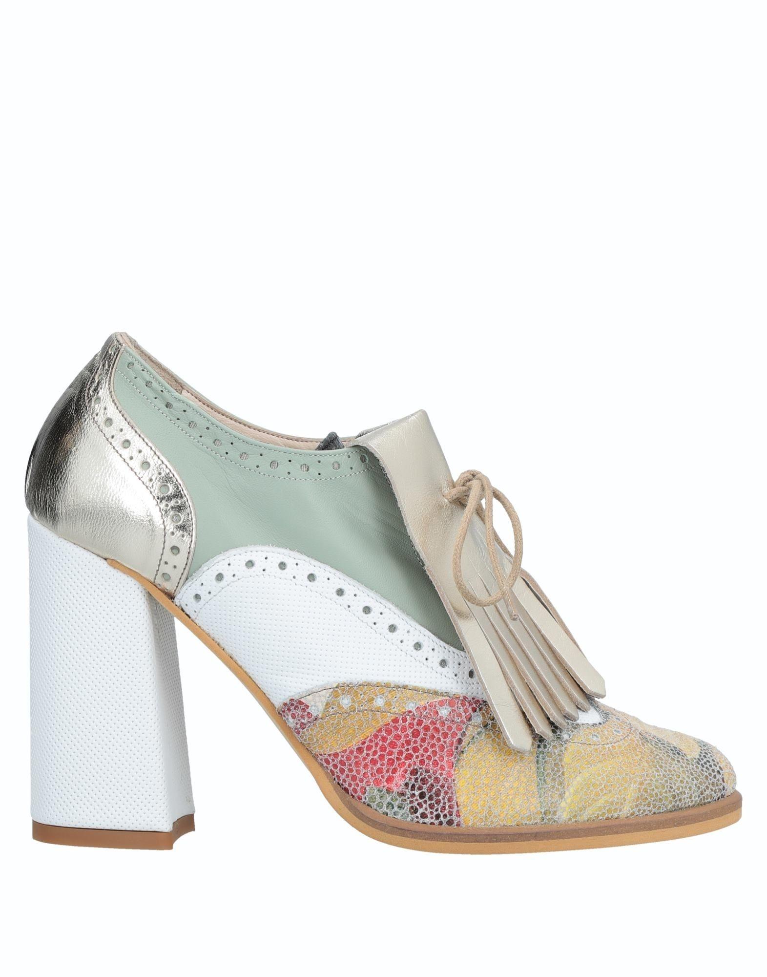 Ebarrito Schnürschuhe Damen  11536897OS Gute Qualität beliebte Schuhe
