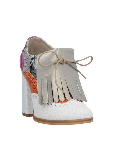 Ebarrito Ebarrito Lacets Chaussures Chaussures À Blanc HHTOrwq