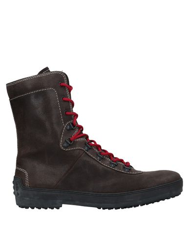Zapatos con descuento Botín Tod's Hombre - Botines Tod's - 11536909JB Café
