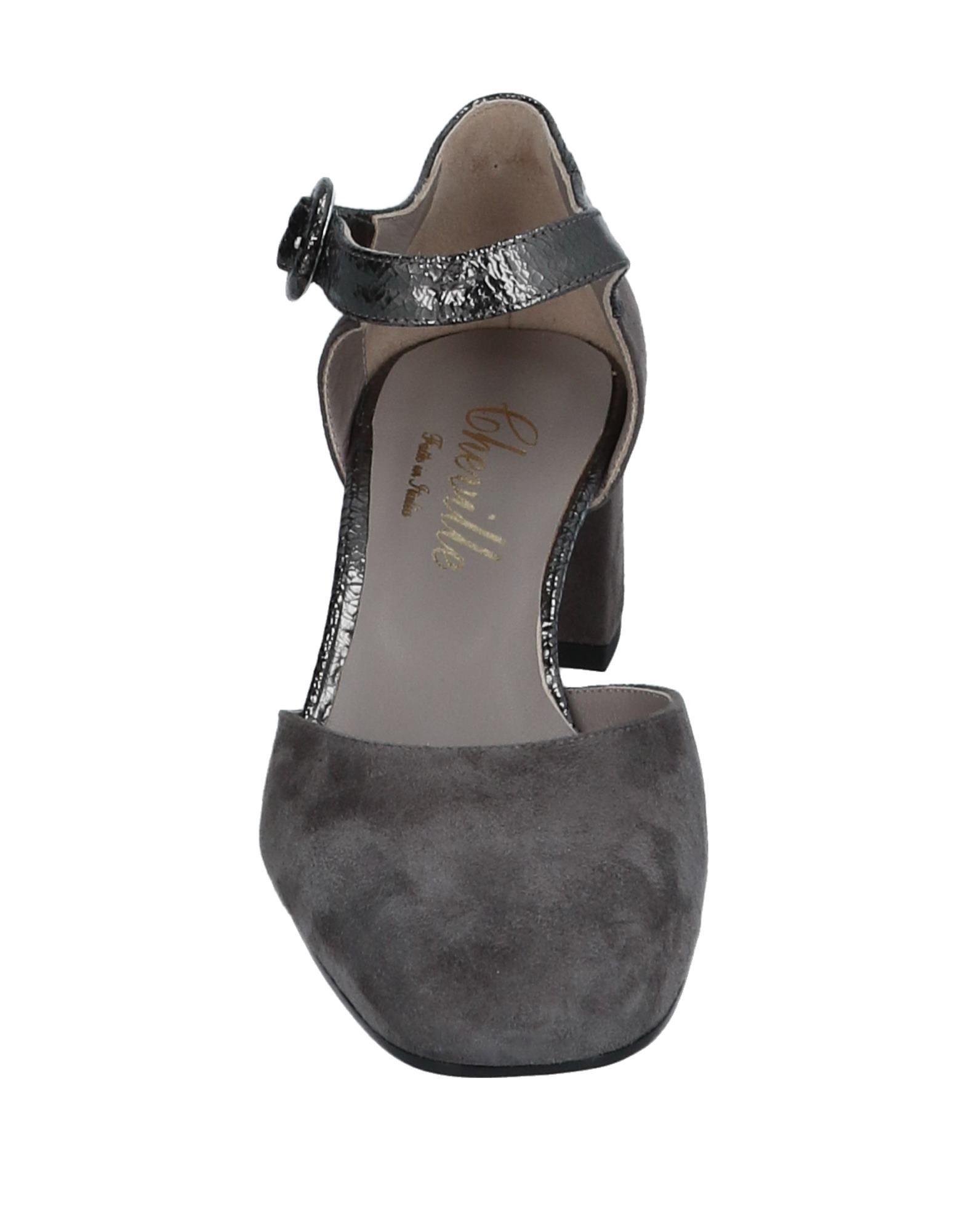 Cheville Pumps Damen aussehende  11536914NNGut aussehende Damen strapazierfähige Schuhe 6c9f75