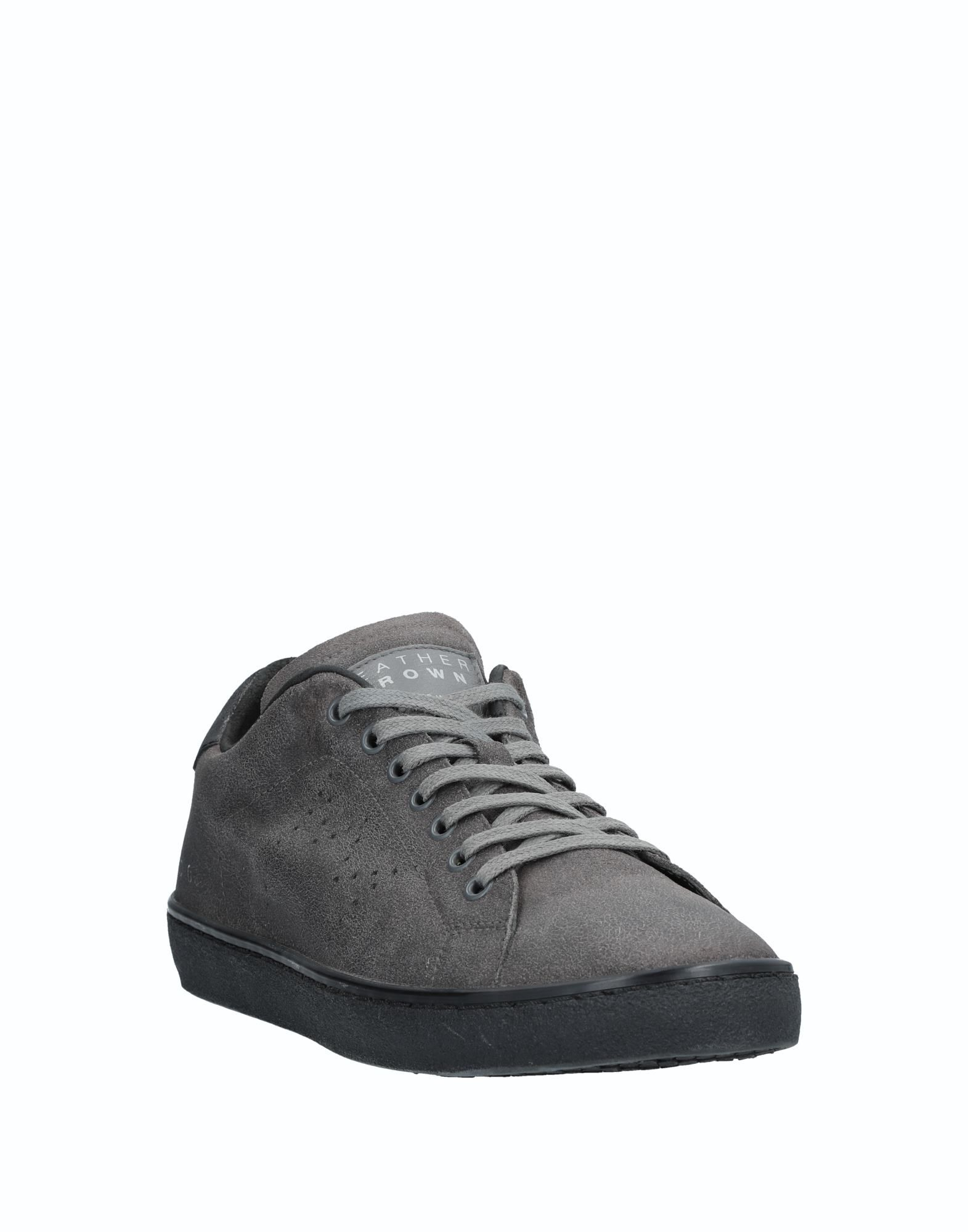 Leather Crown Sneakers Herren  11536933TP Neue Neue 11536933TP Schuhe c06ace