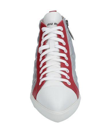 Sneakers Miu Miu Argent Sneakers Argent Miu Yq6Pnpw7