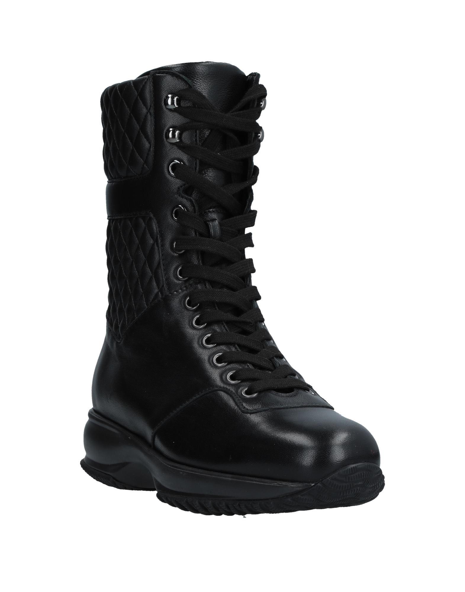 Rabatt Schuhe Hogan Damen Stiefelette Damen Hogan  11536960UW 45f3c6