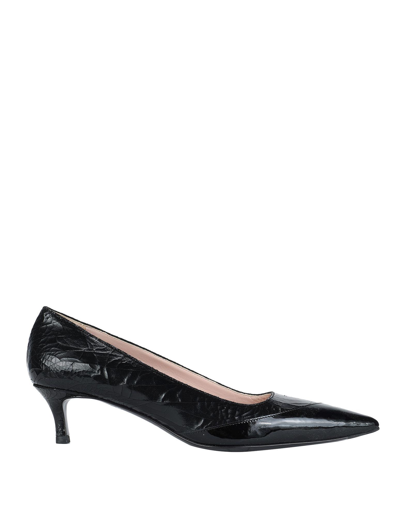 Escarpins Miu Miu Femme - Escarpins Miu Miu Noir Chaussures casual sauvages