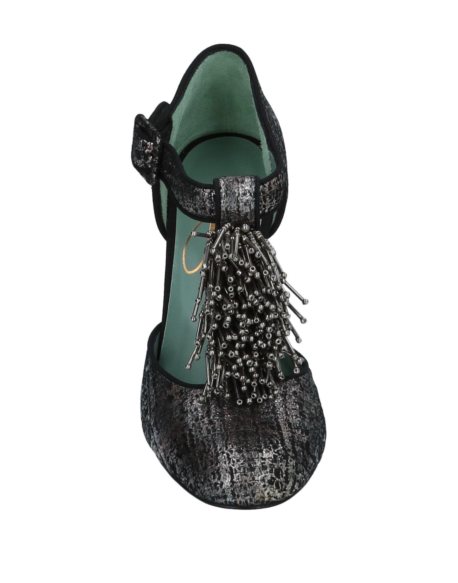 Paola D'arcano aussehende Pumps Damen  11536982OGGut aussehende D'arcano strapazierfähige Schuhe f7e015