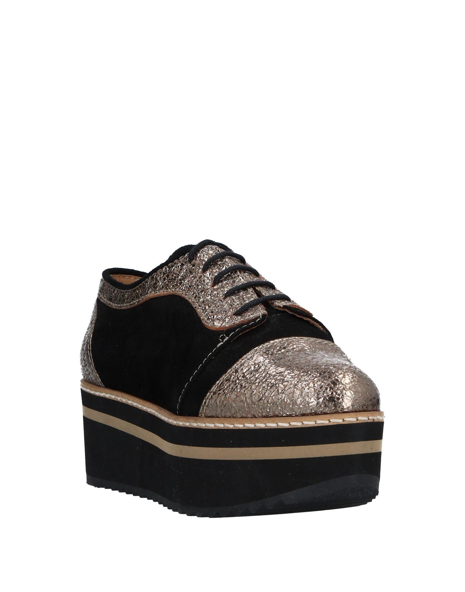 Gut um billige Schuhe zu tragenSusana Traca Schnürschuhe Damen  11536999UD