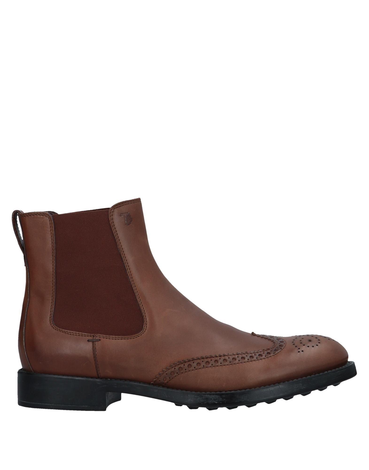 Tod's Stiefelette Herren  11537025JU Gute Qualität beliebte Schuhe