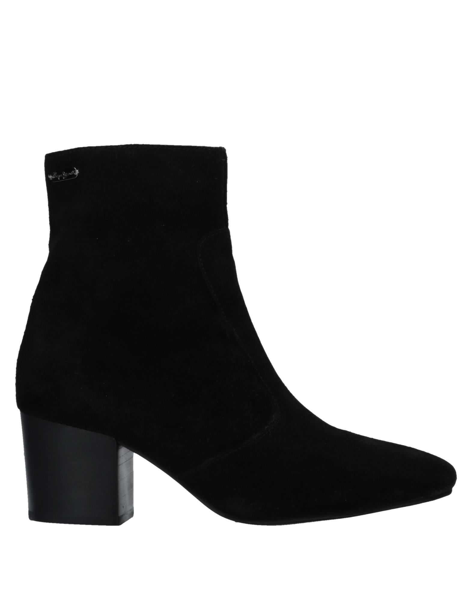 Gut um billige Schuhe zu tragenPepe Jeans Stiefelette Damen  11537030SI