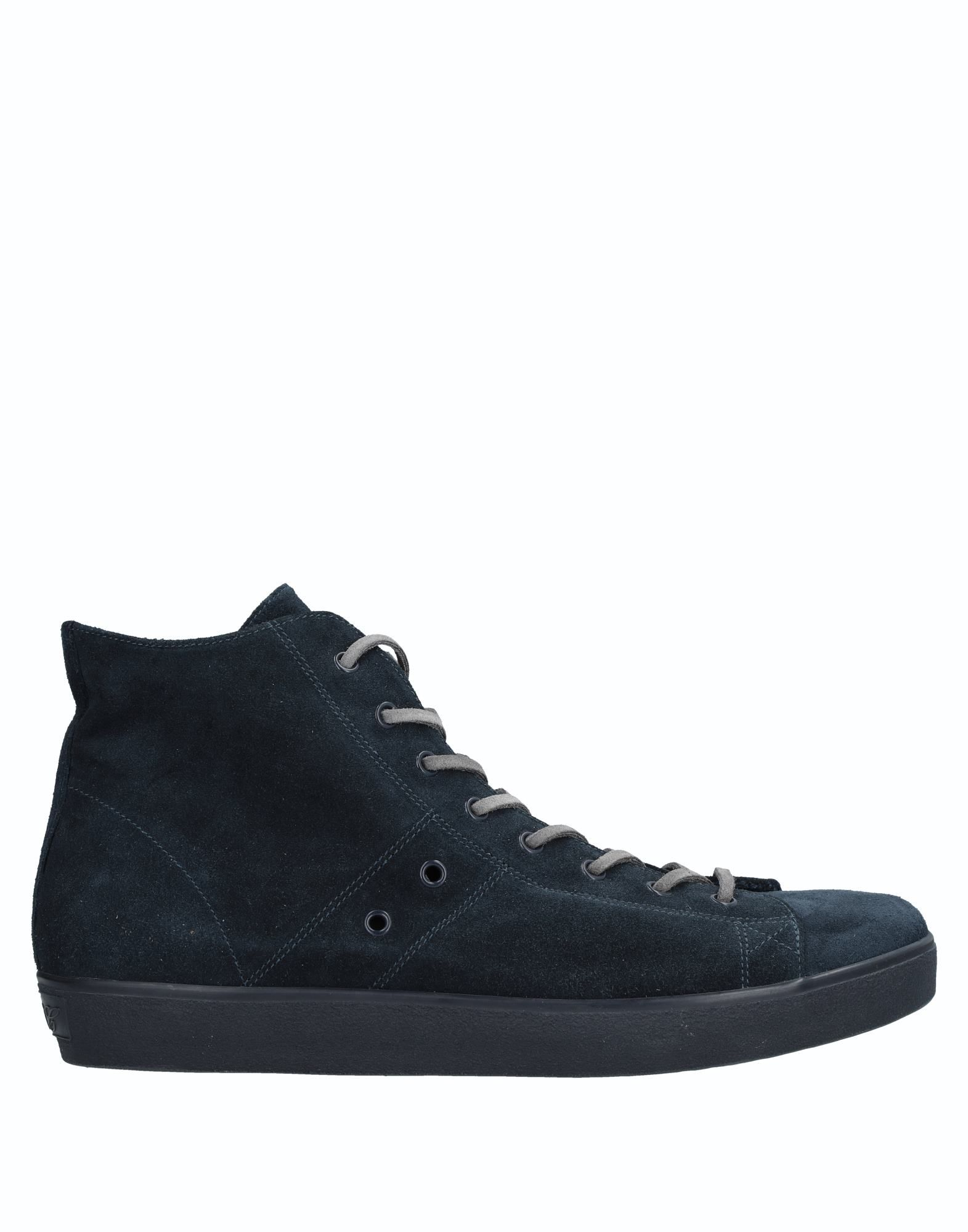 Sneakers Leather Crown Uomo - 11537031IV