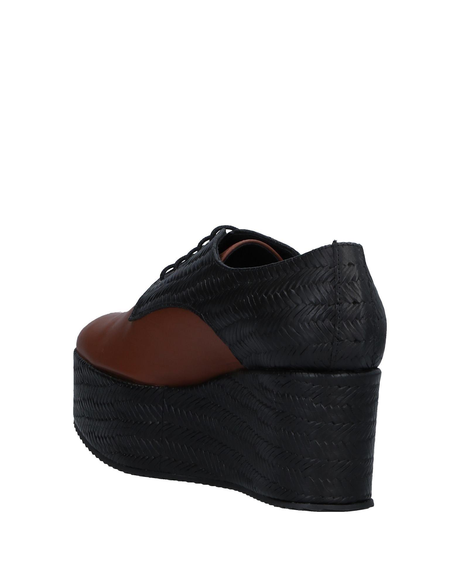 Stilvolle billige Schuhe Castañer Schnürschuhe 11537061FC Damen  11537061FC Schnürschuhe 409116