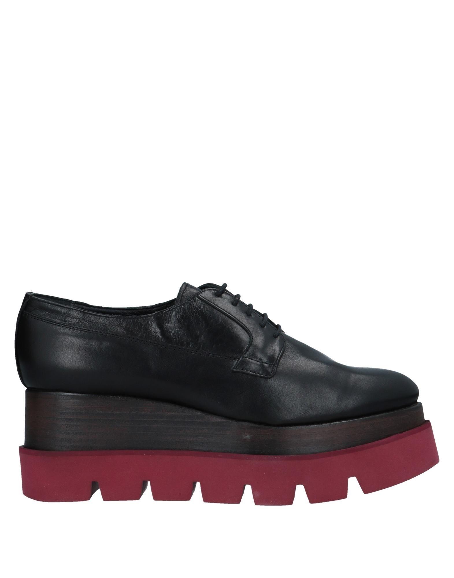 Stilvolle Viapantaleoni® billige Schuhe Viapantaleoni® Stilvolle Schnürschuhe Damen  11537064BW 37874f