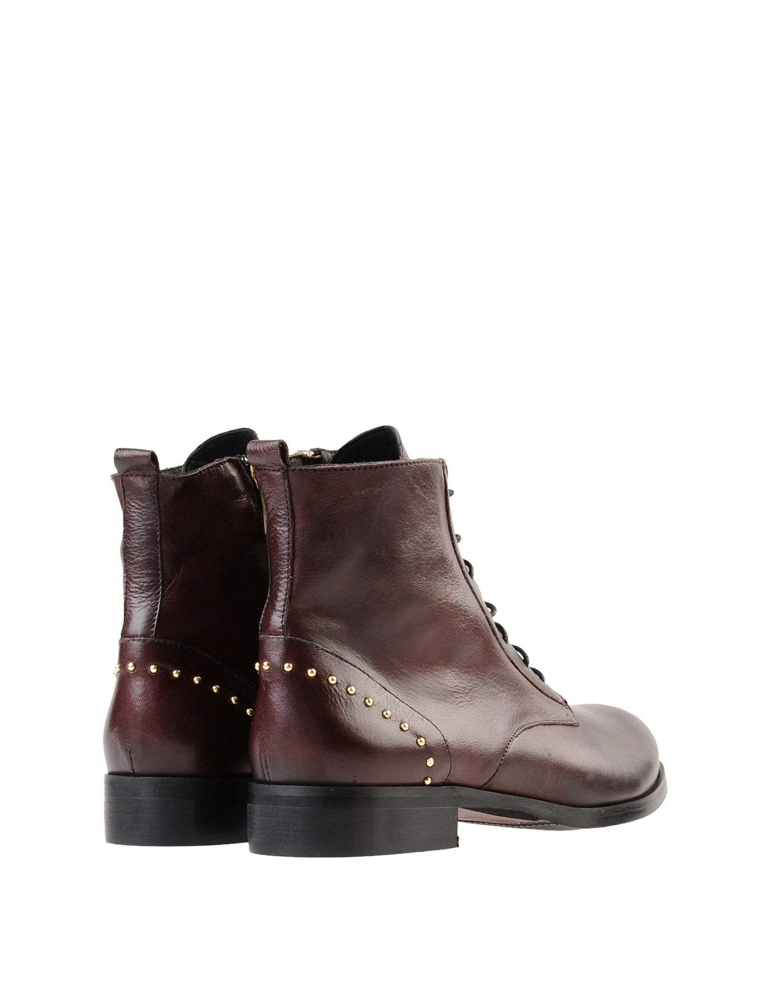 Stilvolle billige Schuhe Leonardo Principi Stiefelette Damen  11537187JL